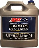AMSOIL European Car Formula Low-SAPS Synthetic Motor Oil 5W-30