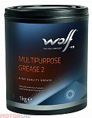 Смазка WOLF Multipurpose Grease 2