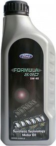 FORD Formula S/SD Synthetic Technology Motor Oil 5W-40 1 литр