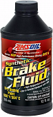 Тормозная жидкость AMSOIL Series 600 DOT 4 Racing Synthetic Brake Fluid