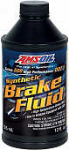 Тормозная жидкость AMSOIL Series 500 High-Performance DOT 3 Synthetic Brake Fluid